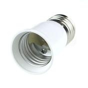 Tuscom E27 to E27 Extension Base LED Light Lamp Bulb Adapter Socket Converter Connector