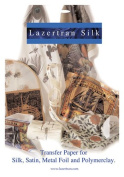 Lazer Tran - Lazertran Silk Transfer Sheet