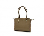SHOPPING BAG ROCCOBAROCCO LUCE - ROBS1H203 MUD