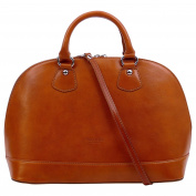 My-Musthave Women's Top-Handle Bag brown Cognac mittel