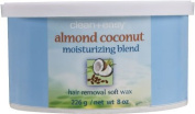 Almond Coconut Moisturising Blend Hair Removal Soft Wax DUO SET - SET of 2 - 240ml