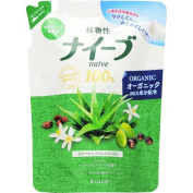 Naive Aloe Body Wash by Kracie - 400ml Refill