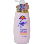 Agree Fragrance Body Soap 450ml