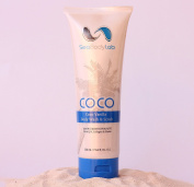 Body Wash & Scrub Coco-Vanilla 230ml with Q10, Collagen & Elastin