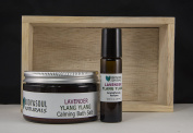 Relaxing Lavender-Ylang Ylang Gift Set by Body & Soul Naturals