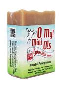 O My! Peaceful Pomegranate Goat Milk Mini O! Soap - 90ml