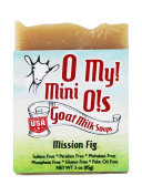 O My! Mission Fig Goat Milk Mini O! Soap - 90ml