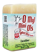 O My! Excalibur Goat Milk Mini O! Soap - 90ml