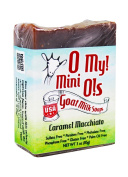 O My! Caramel Macchiato Goat Milk Mini O! Soap - 90ml