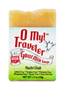 O My! Yacht Club Goat Milk Traveller Soaps