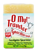 O My! Eucalyptus Spearmint Goat Milk Traveller Soaps