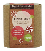 Biggs & Featherbelle - Holiday Handmade Natural Bar Soap Cinna Mint - 100ml