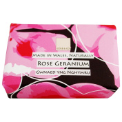 Cole & Co Rose Geranium Soap 80g