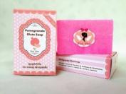 Glutathione Natural Pomegranate Whitening/bleaching 70 Gms Professional Whitening Handmade Soap