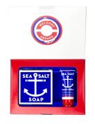 Swedish Dream Gift Set - Sea Salt Bath Soap & Shea Butter Hand Cream
