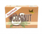 Royal Touch Complexion Soap 125g 2 Pack Coconut
