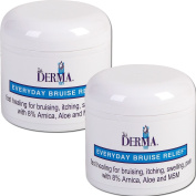 (Set/2) Triderma Everyday Bruise Cream With 8% Arnica Aloe For Fast Healing