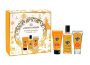 Botanical Cologne of Love Gift Set, fragrance, hand cream, and shower gel gift with a beautiful fruity scent, made in France