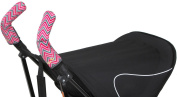 Citygrips, Hand Warmer for Pushchair Handles, Pink