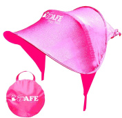 iSafe Buggy Shade Universal Stroller Sun Shade Maker - Pink