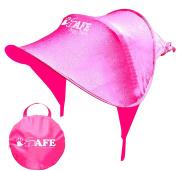 iSafe Buggy Shade Universal Stroller Sun Shade Maker - Pink
