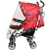 Bluelans® Universal Pushchair Stroller Buggy Rain Cover for Baby Outdoor Travel