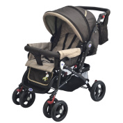 Stroller DHS 709 Elements brown