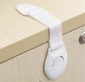Efbock Baby Infant Child Toddler Kid Safety Door Drawer Cupboard Cabinet Locks 6pcs