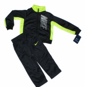 Nike Baby Jacket Tracksuit Pants Outfit Set, Size 24 Months
