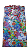 Flomo 12PC Large Floral Design Gift Bag