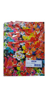 Flomo 12PC Medium Floral Print Gift Bag