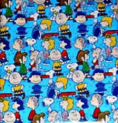 Peanuts Christmas Wrapping paper 6.5sqm