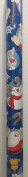Frosty the Snowman Christmas Gift Wrap 1 Roll 7 Yards