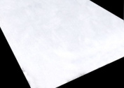 Organza Table Overlay Linen Table Cloth 200cm X 200cm Square(1 Piece) White