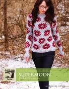 Supermoon Pullover - Juniper Moon Farm Knitting Pattern #J22-02