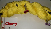 KFI Cherry Yarn - Colour 002 Sunny Yellow