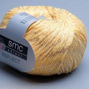 SMC Select Reflect Knitting Yarn Sun 04108