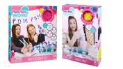 Pom Pom Wow! Snap & Decorate Set + Sparkle Pack!