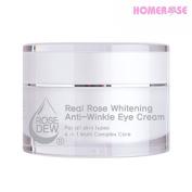 [HOMEROSE KOREA] Rose Dew Real Rose Whitening Eye Cream 30g