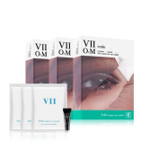 VIIcode O2M Oxygen Eye Mask for Wrinkles Dark Circles Puffy Eyes Relieve Tired Eyes 6 Pads/Box 3 Boxes for a Course of Treatment
