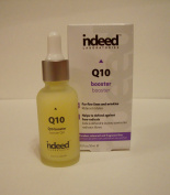 Indeed Laboratories Q10 BOOSTER For Fine Lines and Wrinkles 30 ml (1.0 fl oz) Made in Canada