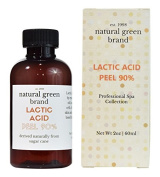 Natural Green Brand Lactic Acid Peel, Unbuffered Uneven Skin Tone, 60ml