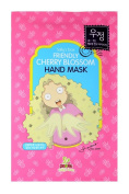Friendly Cherry Blossom Hand Mask - 10 Masks in Total