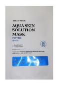 Aqua Skin Solution Mask - Peptide - Elasticity & Hydration - 10 Masks in Total