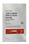 Aqua Skin Solution Mask - Bifida Ferment - Relaxing & Hydration - 10 Masks in Total