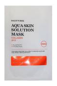 Aqua Skin Solution Mask - Collagen - Elasticity & Hydration - 10 Masks in Total