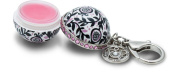 Pink Passion Fruit - GEM CLIP Twist and Pout Lip Balm Ball