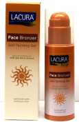 Face Bronzer - Self-Tanning Gel - 1.76 oz
