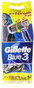 Razor Gillette Blue 3/4 Bore Sac 1