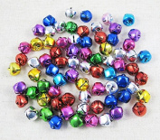 Multi option colour Jingle bell for Christmas decoration Diy accessories